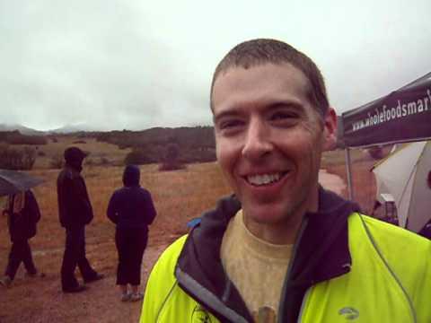 Brad Poppele wins XTERRA Marathon at Cheyenne Mountain State Park
