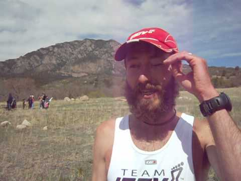 Pete Maksimow wins Cheyenne Mountain Trail Race 25K