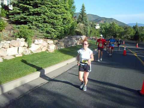 Start of the Run to the Shrine 10K