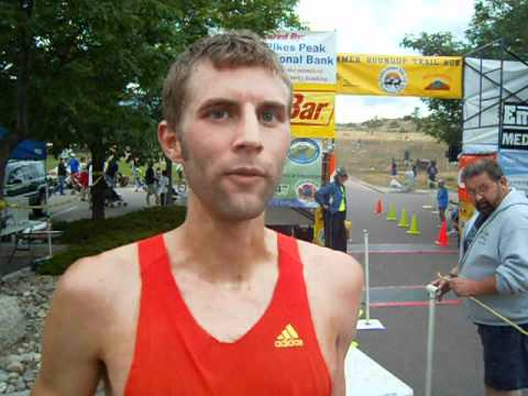 Ryan Hafer sets Summer Roundup Trail Run Record