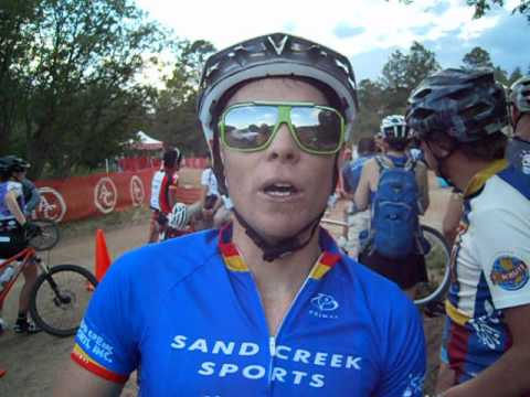 Cameron Chambers wins Ascent Cycling Series race No. 2, talks future plans
