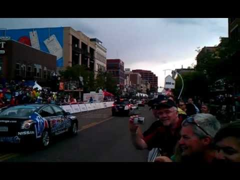 USA Pro Cycling Challenge Stage 5 Colorado Springs Circuit Lap 1
