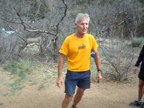 Fred Baxter, 58, finishes Inclinathon in 12 hours, 55 minutes