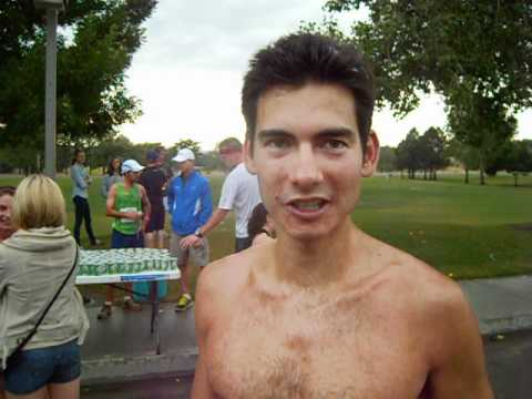 2012 U.S. Mountain Running champion Sage Canaday third at Summer Roundup