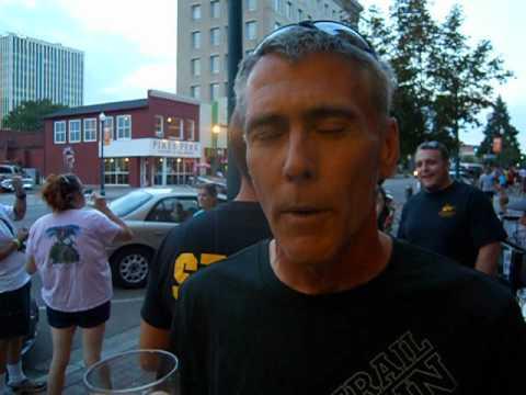 Longtime Jack Quinn's Running Club runner Tim Barry talks about Leadville Trail 100 finish