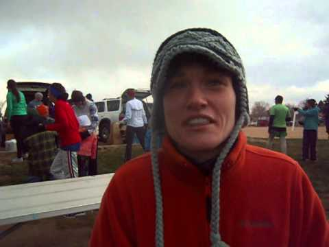 Interview with 2012 Fall Series women's winner Clare Bar