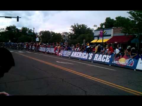 USA Pro Challenge Stage 5 Downtown Colorado Springs