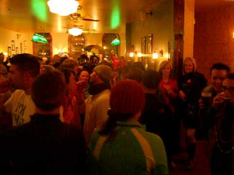 """Tribe"" plays Fat Tuesday at the Jack Quinn's Running Club"