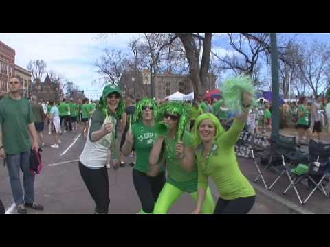 Gov. John Hickenlooper is a fan of the Pedaling for St. Pat's 50K Bike Ride