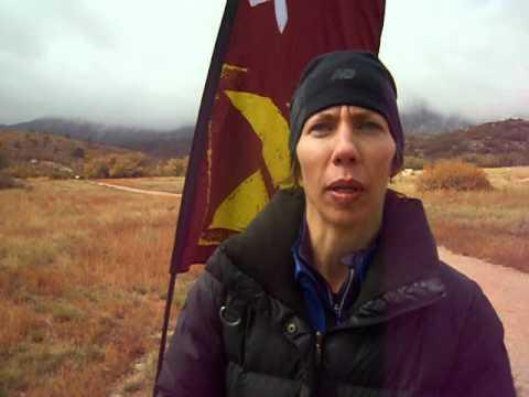 C.R.U.D. runner Shannon Meredith wins XTERRA Marathon