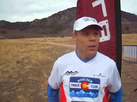 Interview with Cheyenne Mountain XTERRA 24K winner Brad Seng.