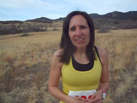Interview with Donna Garcia, winner of the Cheyenne Mountain XTERRA 5K