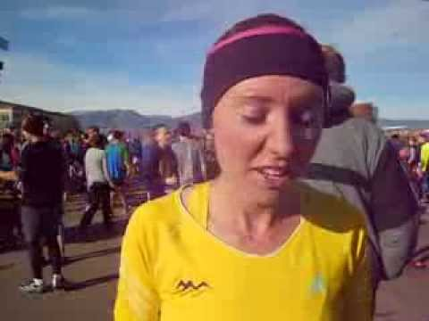 Interview with Shannon Payne, winner of the Turkey Trot 5K