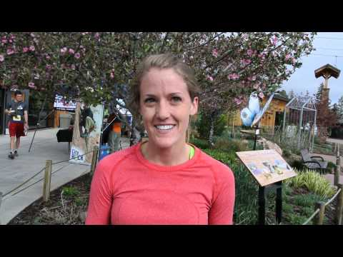 Laura Keaton wins Run to the Shrine 10K