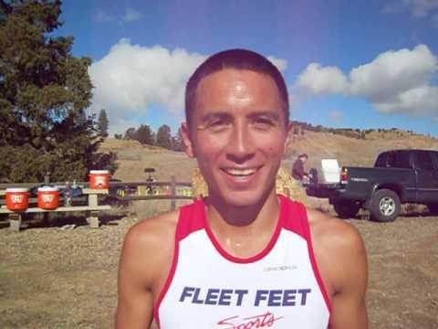 Boulder's Richard Medina crushes Mine to Mine 9K record