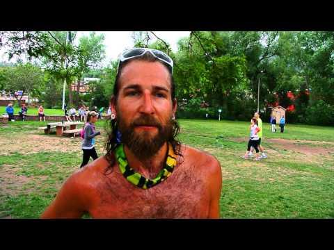 Anton Krupicka 18th at Garden of the Gods 10 Mile Run