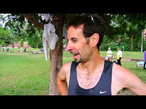 Adam Rich sets Garden of the Gods 5K record