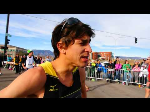 Patrick Rizzo wins 2014 YMCA Turkey Trot