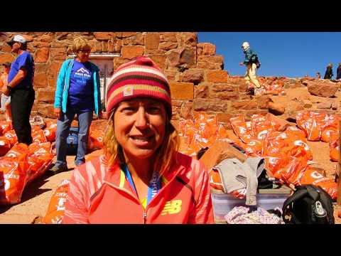 Brandy Erholtz second at 2015 Pikes Peak Ascent