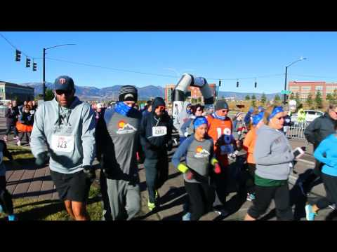 YMCA Turkey Trot 5K draws more than 3,300