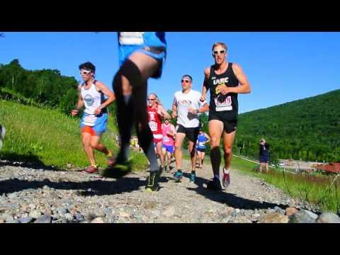Start of the 2016 U.S. Mountain Running Championships men's race