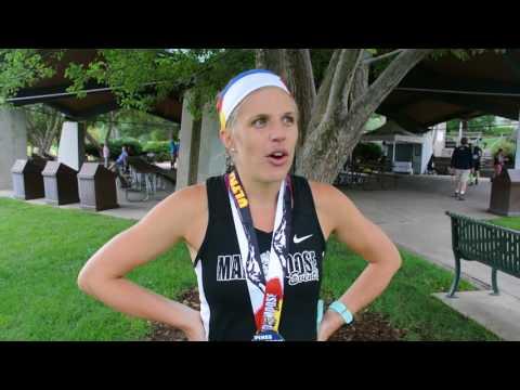 New mom Shelby Johnson wins Pikes Peak Ultra 50K