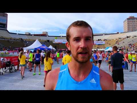 Scott Dahlberg wins Bolder Boulder 10K