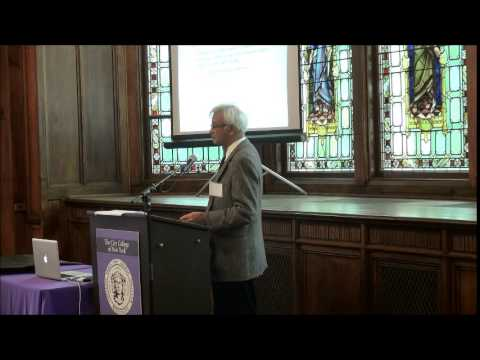 Edward Altman Lecture, May 28, 2015, CCNY