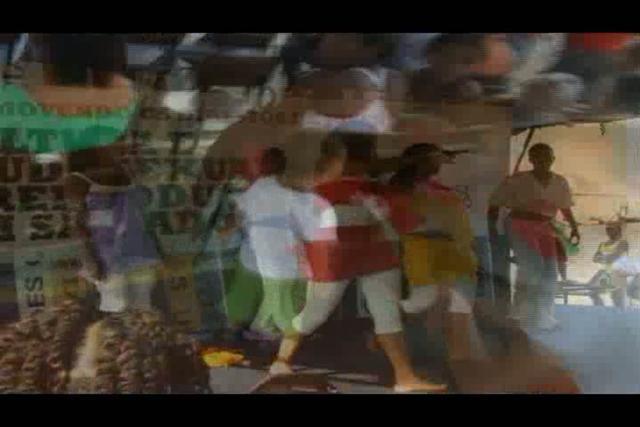 Vídeo do Mídia Étnica produzido para o UNFPA (órgão da ONU)
