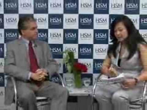 Entrevista com Marcelo Cherto 1/2 - ExpoManagement 2009