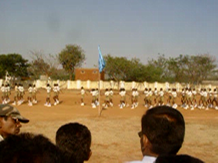 march past-2