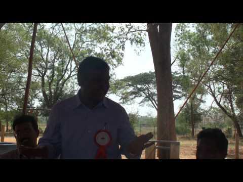 APRSK 1982 Batch Sambasivaiah Introduction during 2010 Alumni Meet