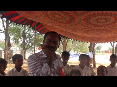 APRSK 1982 Batch P Gangadhar Introduction during 2010 Alumni Meet