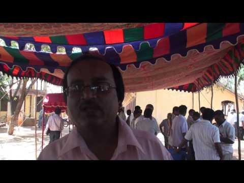 APRSK 1982 Batch B Ramesh Babu Introduction during 2010 Alumni Meet