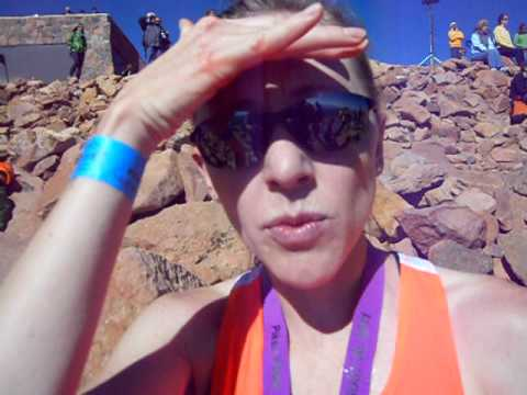 Interview with Pikes Peak Ascent women's champion Kim Dobson