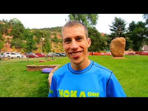 Timmy Parr returns to Pikes Peak Ascent and Marathon