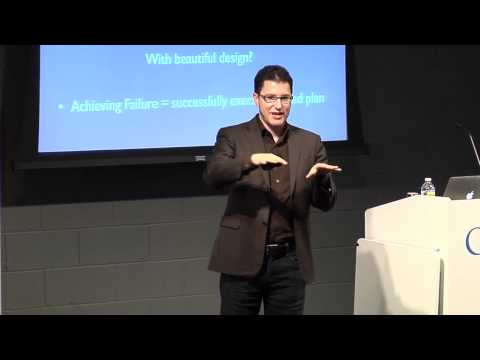 "Authors@Google: Eric Ries ""The Lean Startup"""