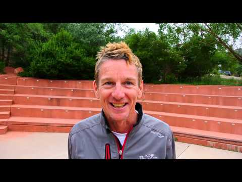 Peter Fleming sets Garden of the Gods 10 Mile masters reord