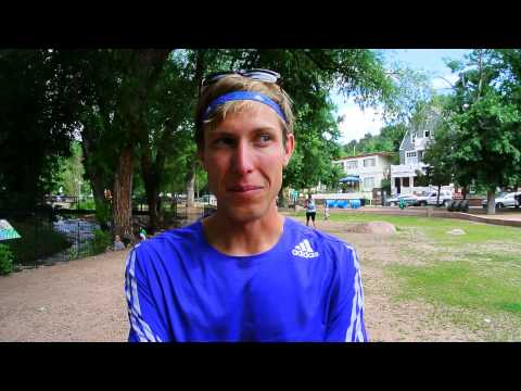 Barr Trail Mountain Race: Andy Wacker talks alarm clocks, running fast, Pikes Peak plans