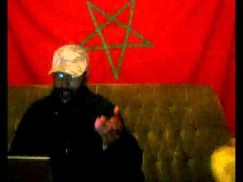 The Poem of the Sahara قصيدة الصحراء المغربية