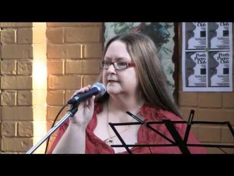 Zann Ross @ Perth Poetry Club