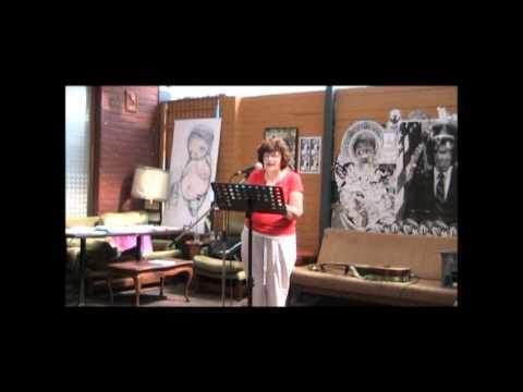 Rose Van Son featuring @ Perth Poetry Club