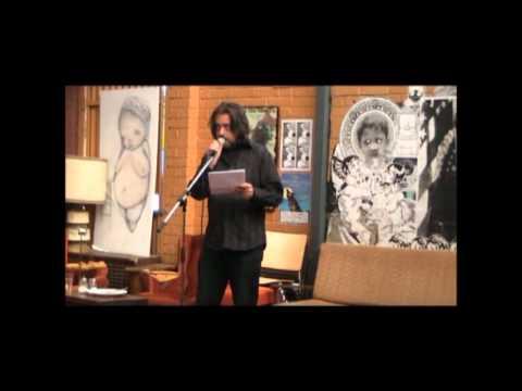 Paul Harrison @ Perth Poetry Club 2011
