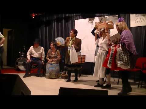 LA GUAGUA (2ª PARTE) Nuestra gente de teatro.