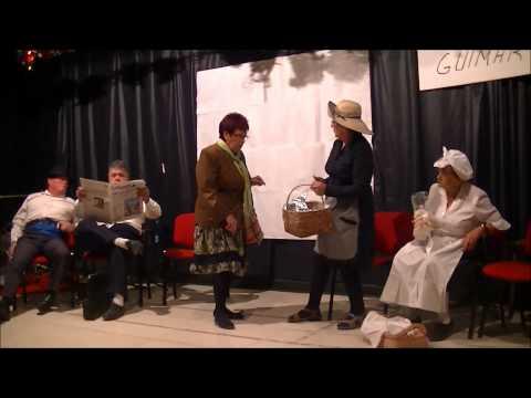 LA GUAGUA (1ª parte. Nuestra gente de teatro..