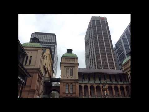 The Macquarie Street Tour 2014