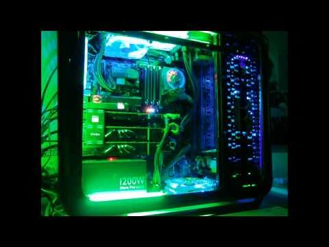 My Furious PC Gaming Rig 2011