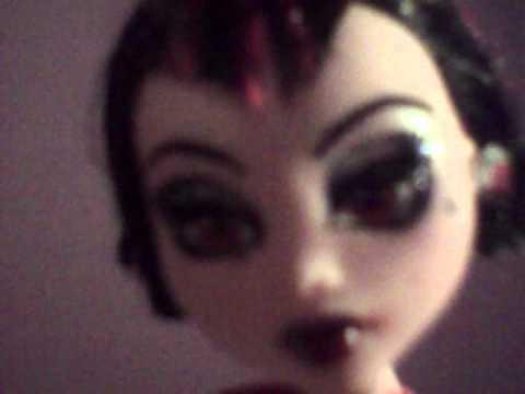 Monster High Custom Gory Doll Review