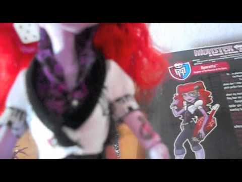 Monster High Operetta Review
