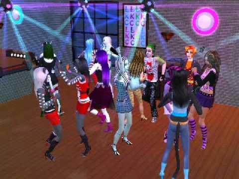 Dance Party 01